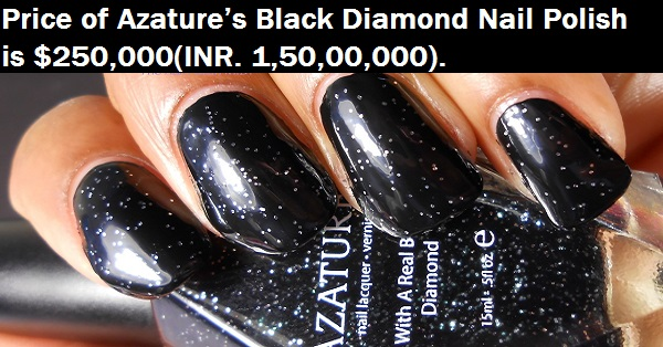 5 Most Expensive Nail Paints In The World And One Costlier Than Porsche