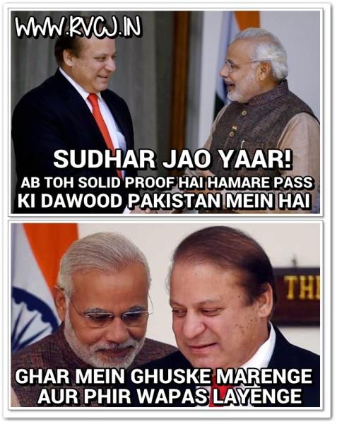 Modi-Nawaz