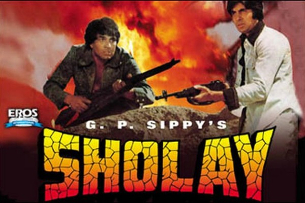 Sholay: Classic Cult