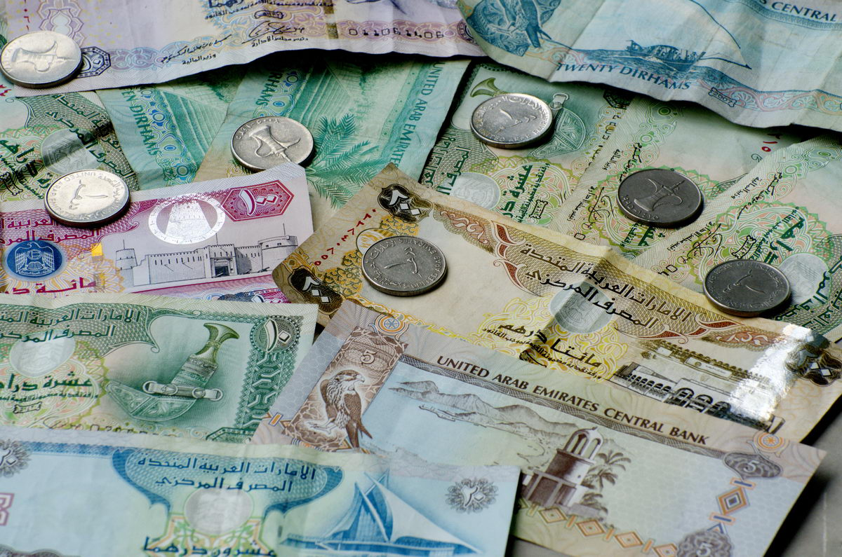 Currency Of Uae United Arab Emirates Dirhams Dubai Uae Information