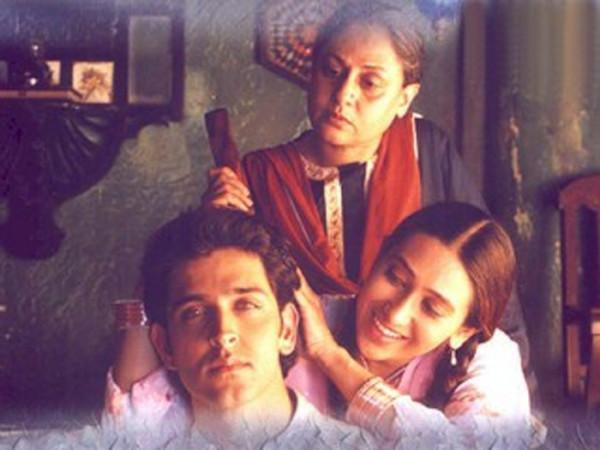 Hrithik , Karishma , Jaya in Fiza