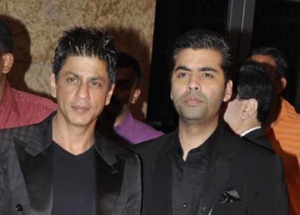 SRK & Karan Friendship