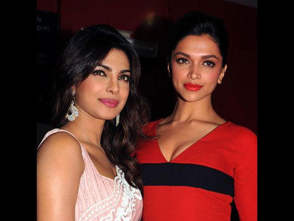 Priyanka & deepika friendship
