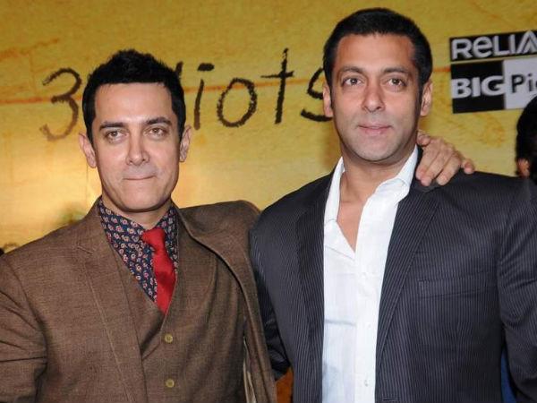 Salman & Amir Friends