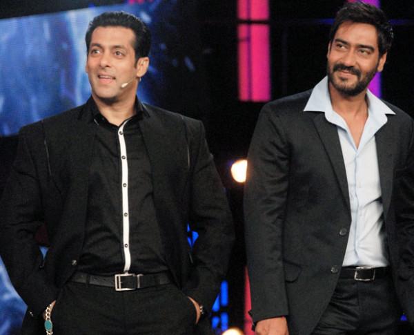 Salman & Ajay Friendship
