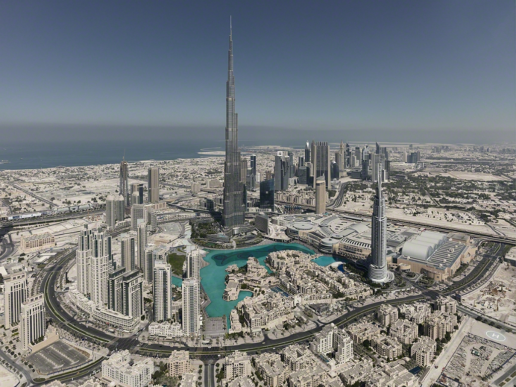 17 Photos Of Tallest Manmade Structures That Will Make