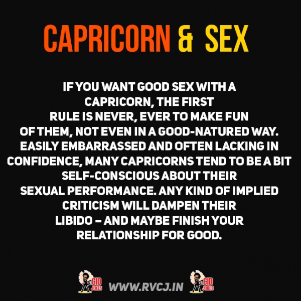 Capricorn Woman Sex 31