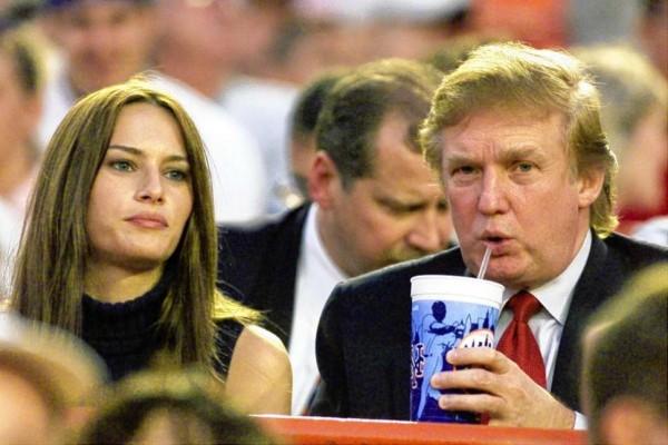 Donald Trump Sober