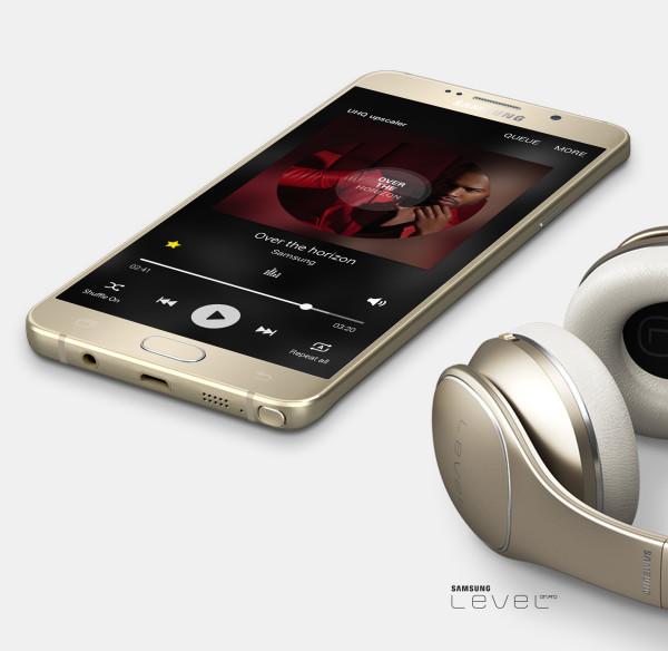 Galaxy Note 5 Display