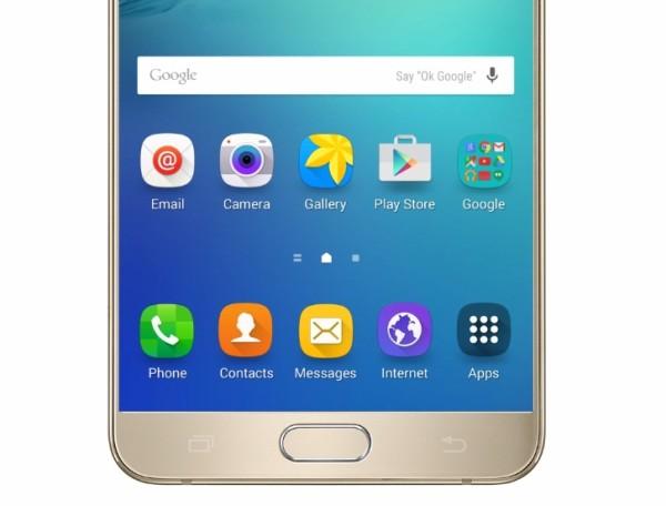 Galaxy Note 5 OS