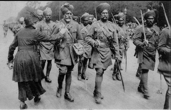 Indian Army World War 1