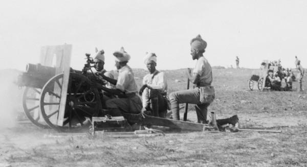 Indian British Army