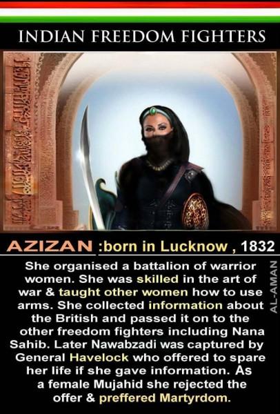 Muslim Freedom Fighter 20
