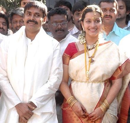 Pawan Kalyan weds Renu Desai2