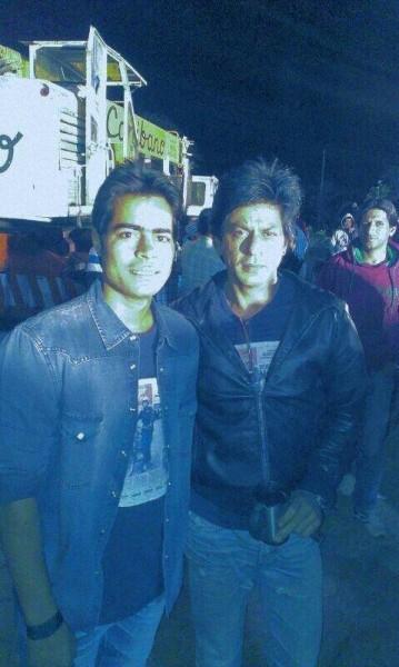 Shah Rukh Khan (Chennai Express)