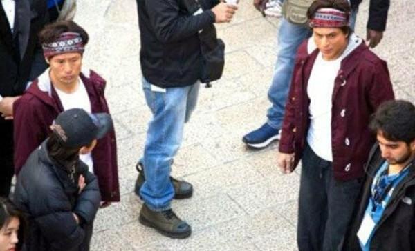 Shah Rukh Khan (Fan)