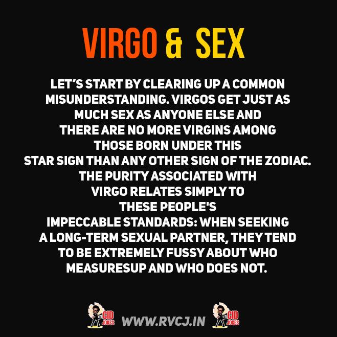 Scorpio and virgos sexually