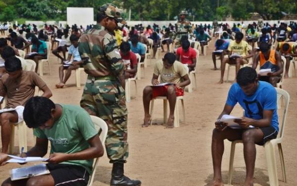 army resruitement