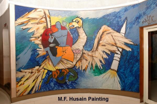 26-god-mf-husain-painting