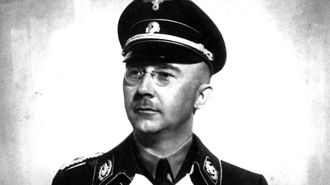 a biography of heinrich himmler a reich ss leader and chief of the german police