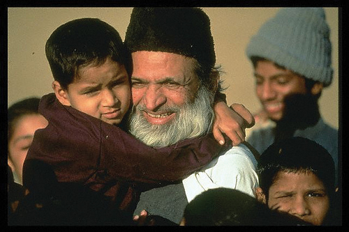 Edhi with Kids