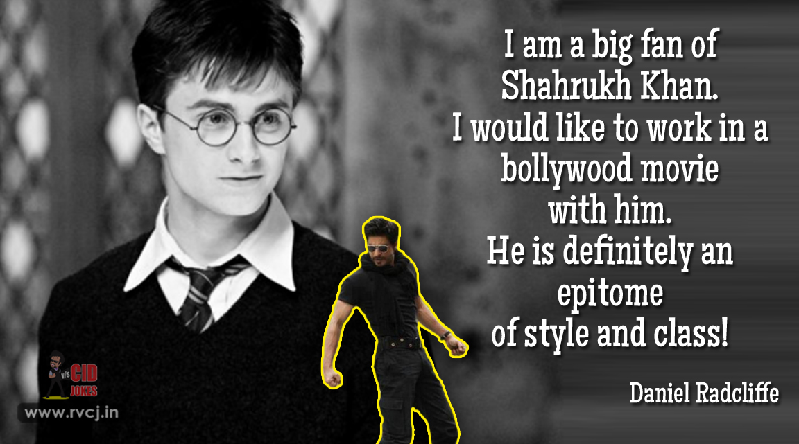These Amazing Quotes About Shah Rukh Khan By Hollywood Celebs Will