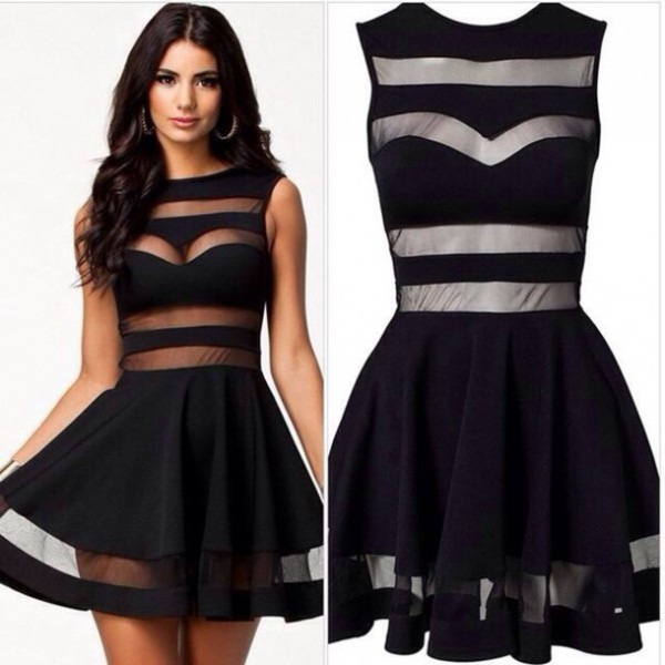 black-dresses-pinterest