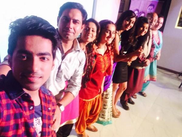 Anuj Pandit Parvarish cast