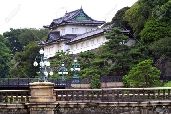 13652066-Imperial-Palace-Tokyo-Japan--Stock-Photo