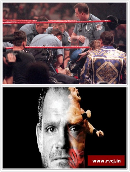 WWE Controversies