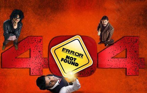 Bollywood Movie- Error 404