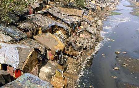 Basanti Slum, Kolkata