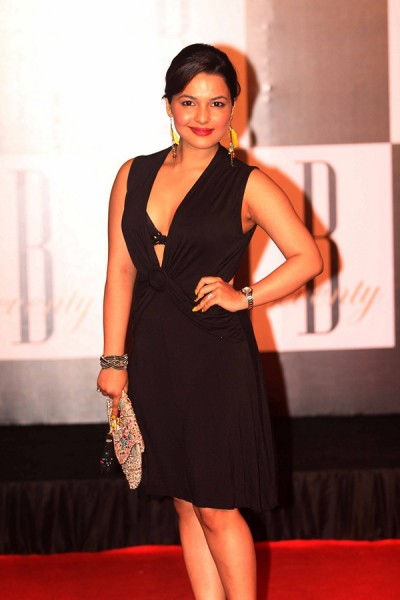 Chitrashi Rawat at Amitabh Bachchan 70th Birthday Celebration 38