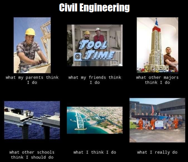 these 15 memes are only for making civil engineers laugh