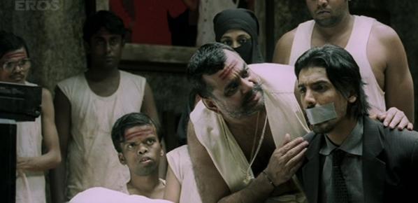 Bollywood Movie- No Smoking