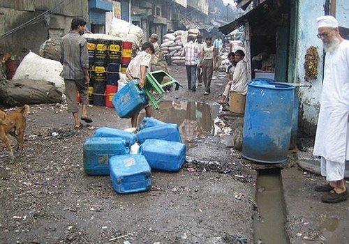 Mehbullahpur Slum, Lucknow