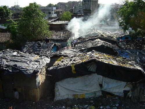 Saroj Nagar Slum, Nagpur