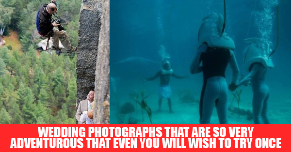 World 39 s most amazing wedding pics taken at most dangerous for Most amazing places to get married