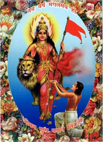 hindi new year
