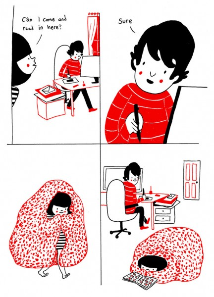 love comics 002