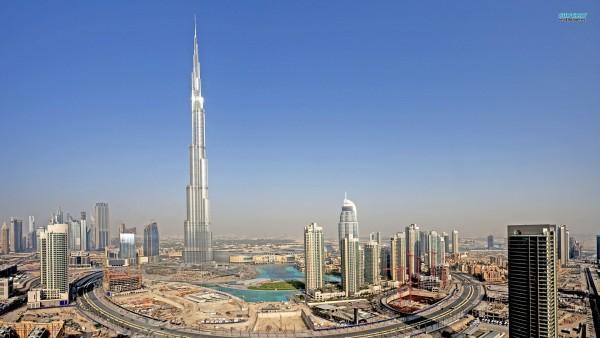Burj-Khalifa-The-Tallest