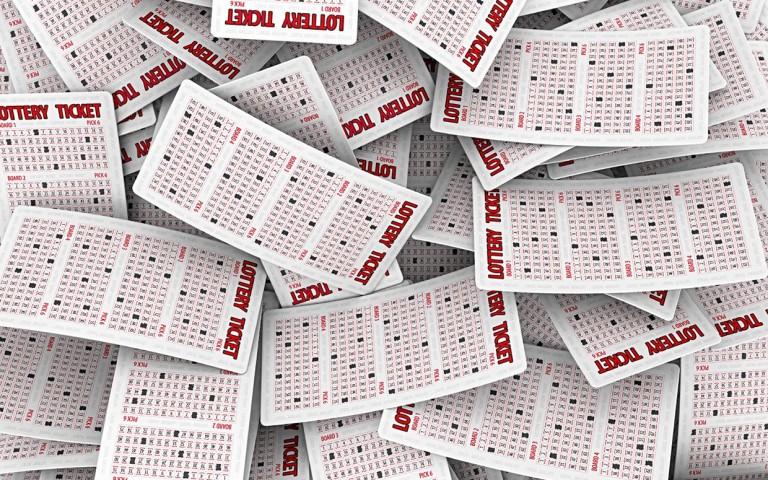 шансы на победу в лотерее