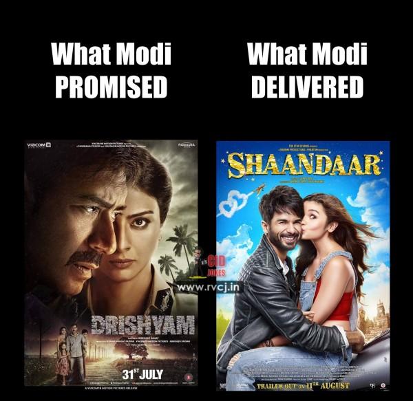 drishyam vs shaandar copy