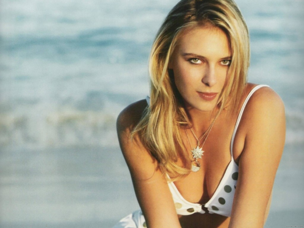 12 beautiful pictures of tennis star maria sharapova which will