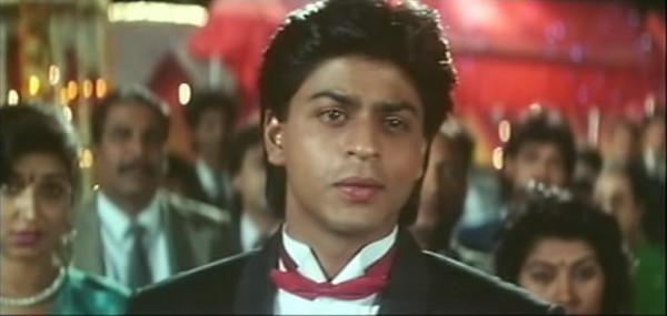 SRK- Dil Aashna Hai 1992