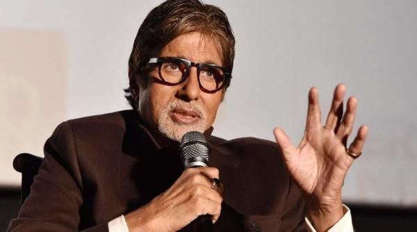 Bollywood Stars Who Don't Drink Alcohol Amitabh