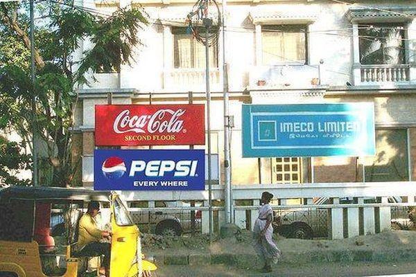 Brand War Coca