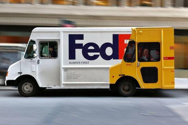 Brand War Fedex