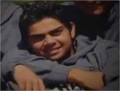 Don't Miss Out These Childhood Pics Of Virat! You Will ...