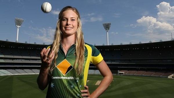 Most Ravishing Female Cricketers 10